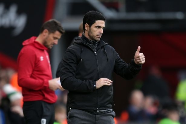 Coach Mikel Arteta talks about the strength of Chelsea