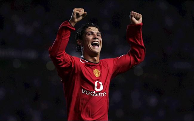 Cristiano Ronaldo: Trở về với ngày chưa giông bão