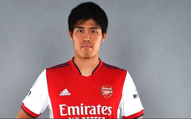 Takehiro Tomiyasu sẽ thay đổi cái dớp của người Nhật ở Arsenal?
