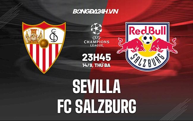 Sevilla vs Salzburg