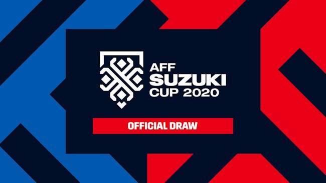 trực tiếp lễ bốc thăm AFF Cup 2020
