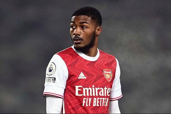Arsenal tha thứ cho Maitland-Niles