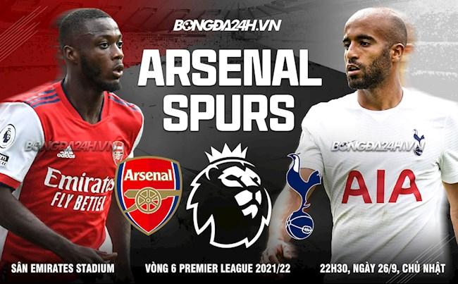 Nhận định Arsenal vs Tottenham (22h30 ngày 26/9): Ai dở hơn ai?