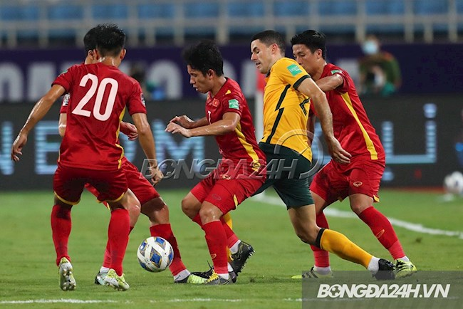 Việt nam vs australia