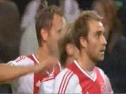 Thu quan Siem de Jong go hoa cho Ajax