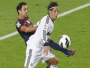 Oezil toa sang o El Clasico, Mourinho van chua hai long