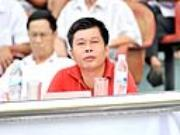 Bau Truong len tieng sau vu cau thu V.Ninh Binh dinh cong: Tiep tuc bo ngo tuong lai doi bong
