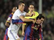 Thần tượng của Messi là Ronaldo