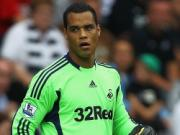 Người gác đền của Swansea tỏ tình với Man Utd