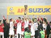 Doi tuyen Viet Nam song lai ky uc AFF Cup 2008