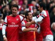 Cazorla khong du trinh de lam nhac truong Arsenal?!