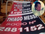 Con Messi tro thanh CDV nho tuoi nhat cua Newells