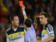 John Terry & tam the do ngu ngoc o Camp Nou: Nuoc mat de lam gi?