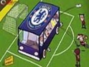 Biem hoa: Messi va dong doi bat luc truoc xebus hai tang cua Chelsea
