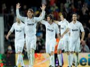 Real Madrid da vo dich Champions League tren Facebook