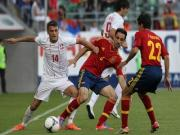 "DT Tay Ban Nha & canh chim la Juanfran: Hoi sinh tu ""Zidanes y Pavones"""