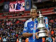 Didier Drogba: Wembley gio la cua rieng anh