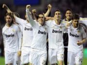 Vuot ai Bilbao thanh cong, Real Madrid chinh thuc vo dich La Liga