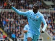 Nguoi hung cua Man City, Yaya Toure: Dang gia den tung xu