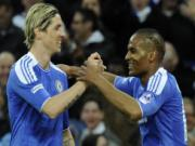 Malouda so doi dau voi dong doi Fernando Torres