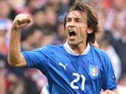 DT Italia: Lam the nao de toi uu hoa Pirlo?