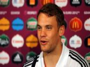 """Neuer """"nổ"""": Đức sẽ không về nhì"""