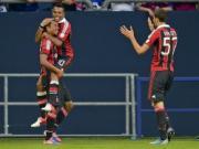 Tap huan mua He: Milan da thang
