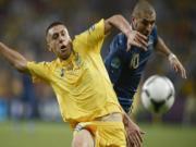 Nhin lai EURO 2012: Phong ngu - phan cong mai mot han