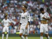 Ronaldo choi duoi suc, Real Madrid mat diem trong ngay ra quan mua giai moi