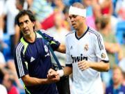 Tin vui cho Madridista: Pepe da san sang tro lai