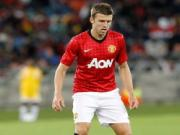 Carrick mo ty so cho Man Utd