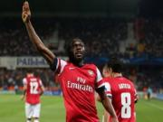 Montpellier 1-2 Arsenal (Bang B - Champions League 2012/13)