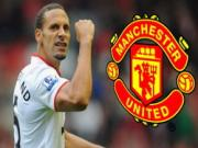 Rio Ferdinand chinh thuc gia han hop dong voi Man Utd