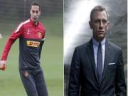 Giai nghe, Rio Ferdinand se tro thanh James Bond?