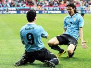 Danh bai Argentina, Uruguay van ngam ngui da play-off