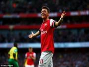 David Moyes: Man Utd can gi Ozil
