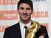 Lionel Messi chac chan se tro thanh chu nhan Qua bong vang FIFA 2013?