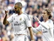Benzema & Loi tien tri cua Zidane