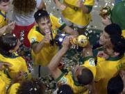 Brazil suong truoc, kho sau o VCK World Cup 2014
