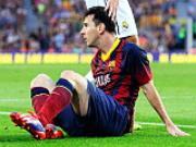 Messi se chan La Liga va khan goi sang Anh?