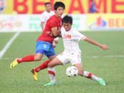 V-League anh huong den cac chan sut cua doi U23 Viet Nam