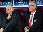 Tiet lo thoi quen quai di cua Sir Alex o Man Utd