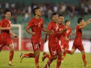 U23 Viet Nam da tim thay doi hinh chinh?