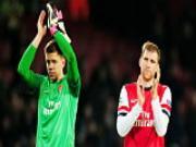 Arsenal đã giữ sạch lưới 6/7 trận gần đây: Pháo thắng nhờ… thủ