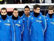 Giac mo bo ngu ken ken cua Real Madrid