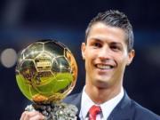Ronaldo gianh danh hieu Cau thu xuat sac nhat the gioi