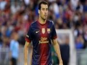 Busquets: Real dung mung voi