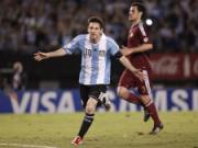 Messi - Higuain tung hung, Argentina dai thang