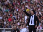 Diego Simeone: Chung toi het so Real Madrid roi!