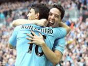Man City chu dong buong Premier League de giu suc cho FA Cup?